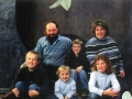 Raymond (1960) & Margaret (1972) Zmurchyk [Delude] with family